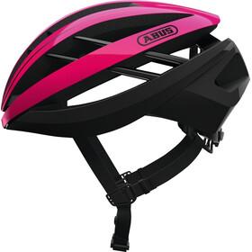 ABUS Aventor Kask rowerowy, fuchsia pink